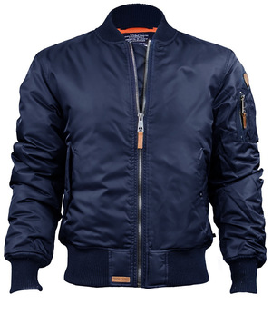 Бомбер Top Gun MA-1 Bomber Jacket (синій)